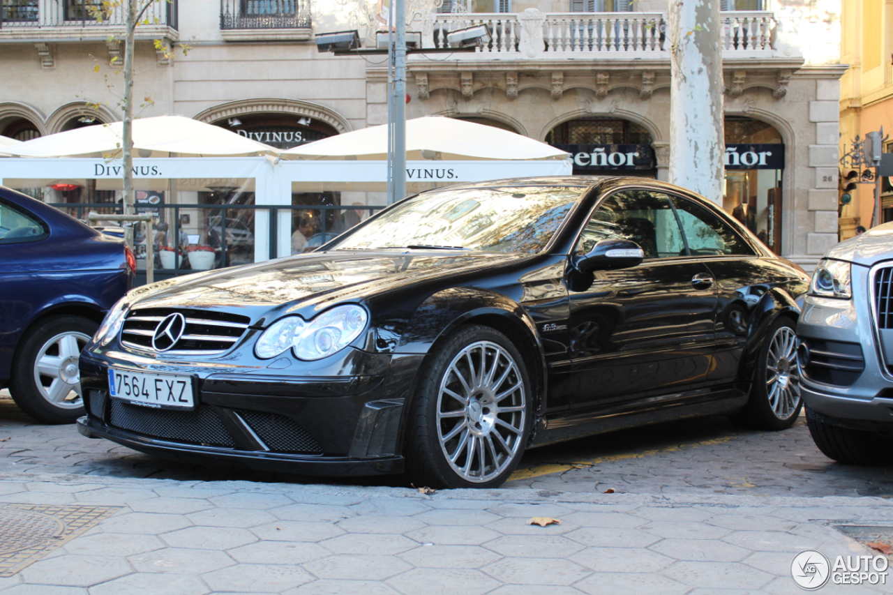 Mercedes benz clk 63 amg black series 16 december 2012 for Mercedes benz clk 63 amg