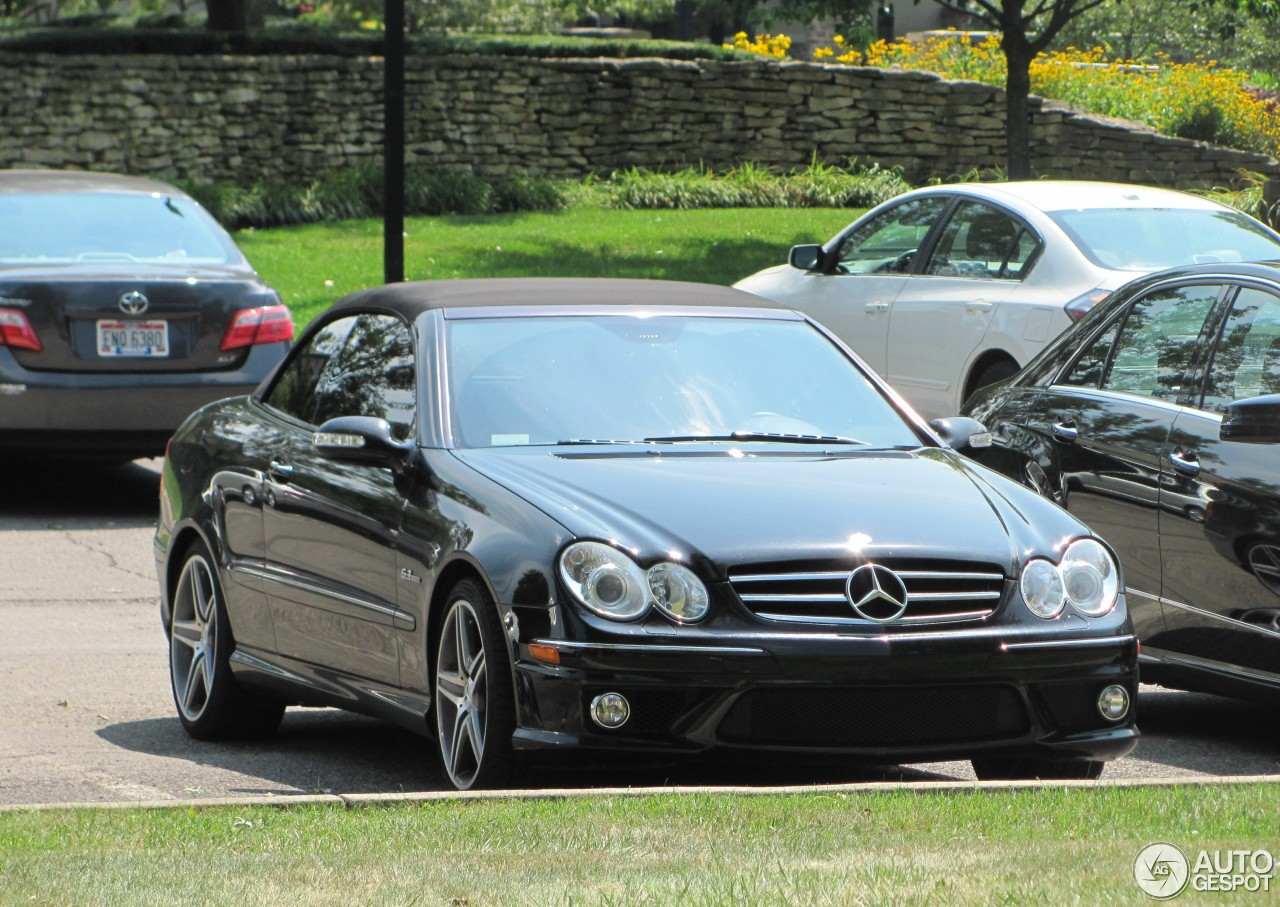 Mercedes benz clk 63 amg cabriolet 17 december 2012 for Mercedes benz clk 63 amg