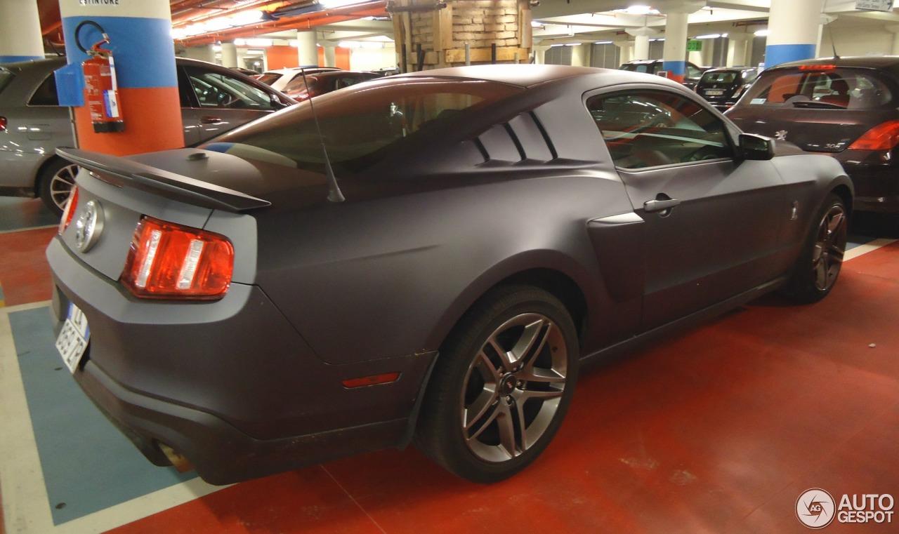 Ford Mustang Shelby Gt500 2010 20 December 2012 Autogespot