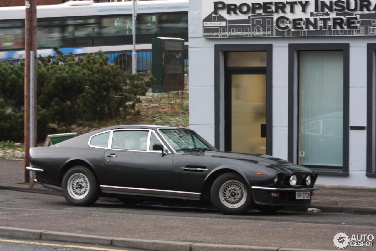 Aston Martin V8 Vantage 1977 1989 21 Dezember 2012