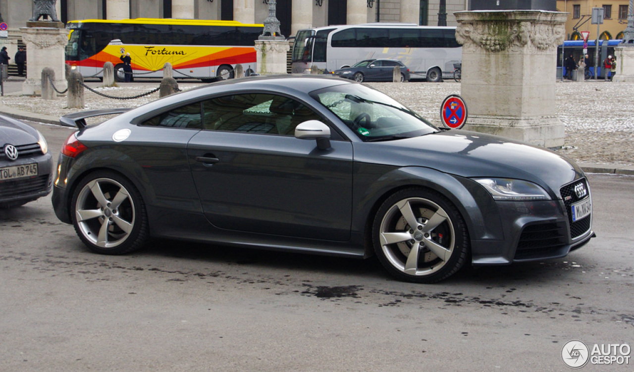 Audi Tt Rs 21 December 2012 Autogespot
