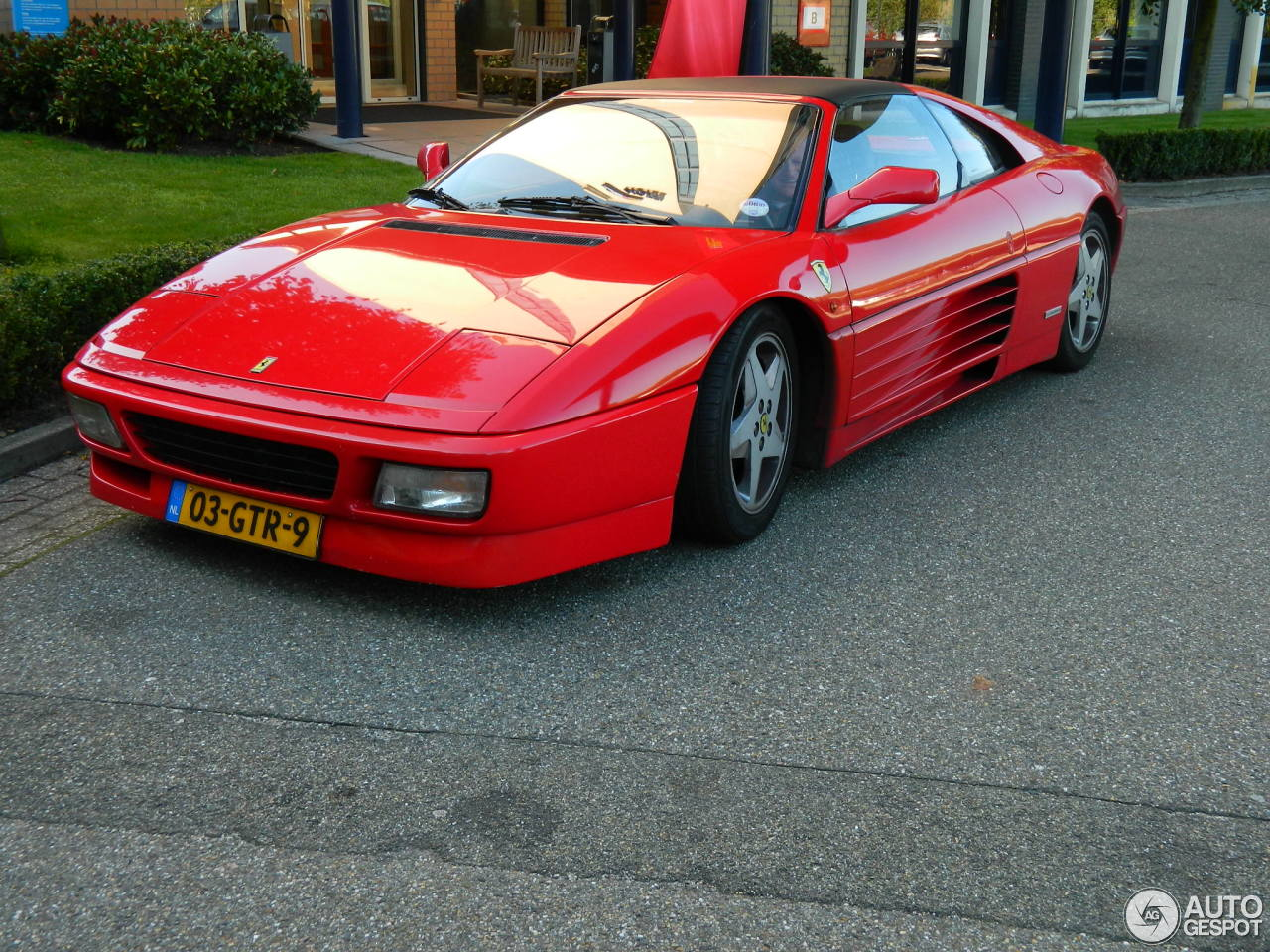 ferrari 348 ts 23 december 2012 autogespot. Black Bedroom Furniture Sets. Home Design Ideas
