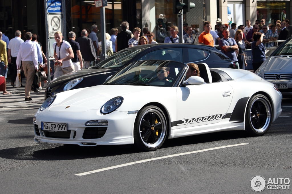 Porsche 997 Speedster 24 December 2012 Autogespot