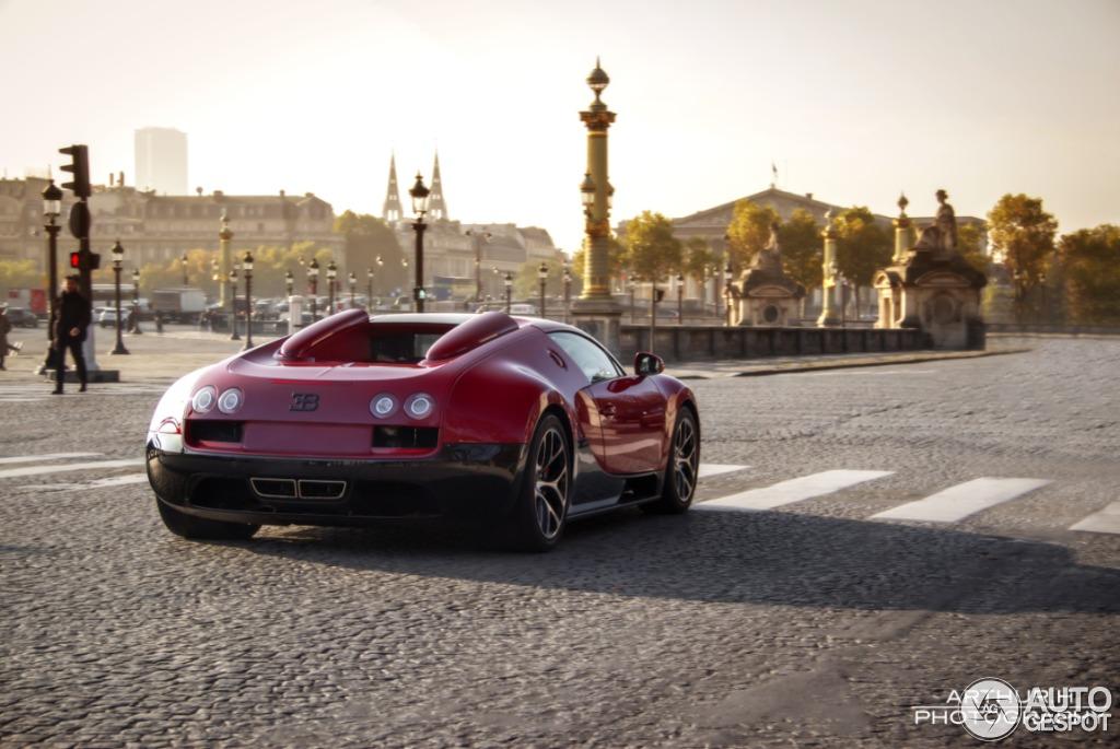 bugatti veyron 16 4 grand sport vitesse 25 december 2012 autogespot. Black Bedroom Furniture Sets. Home Design Ideas