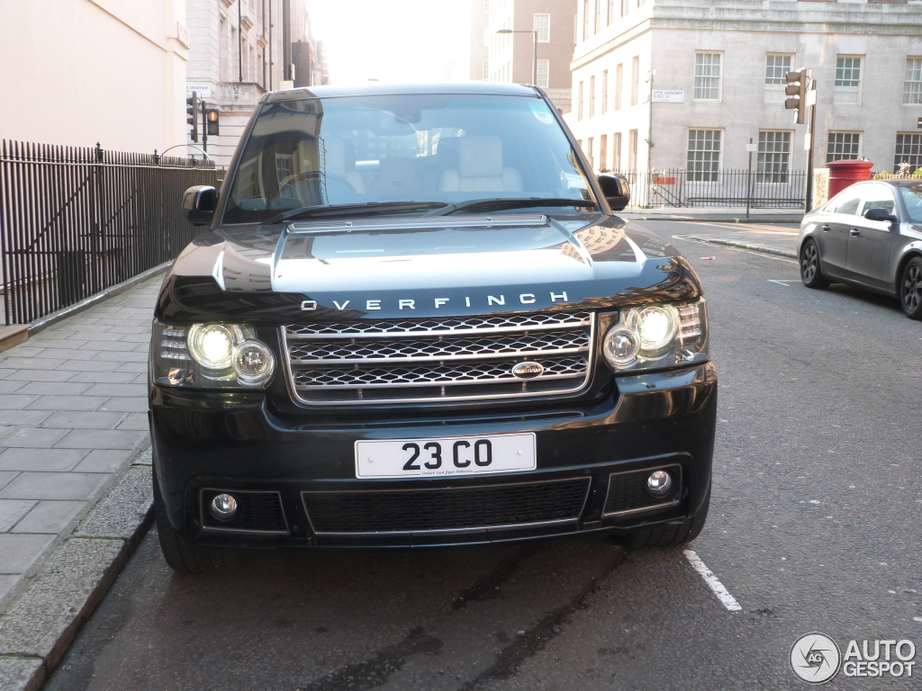 Land Rover Overfinch Range Rover Autobiography 28