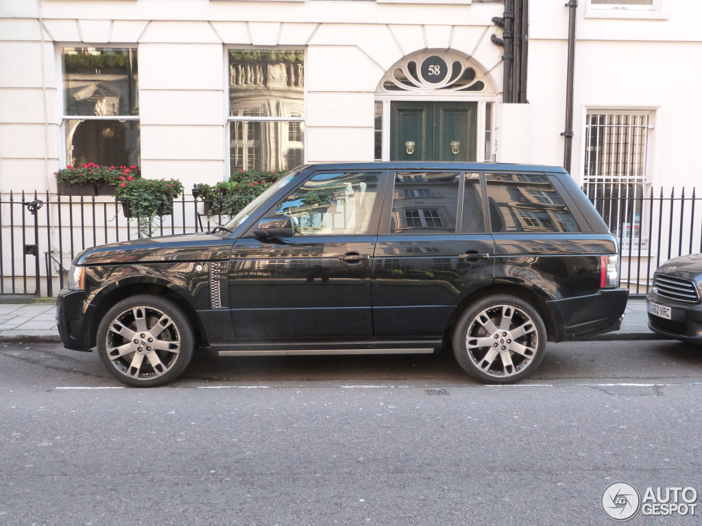Land Rover Car Pictures Range Rover Overfinch Full Background and