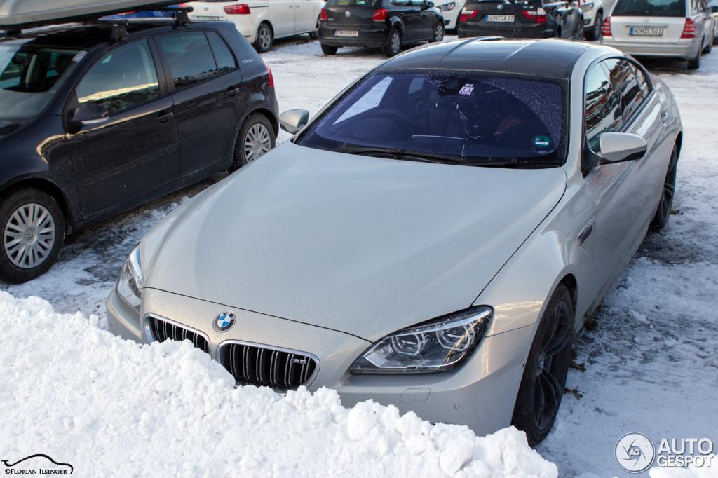 BMW M6 F06 Gran Coupé 5