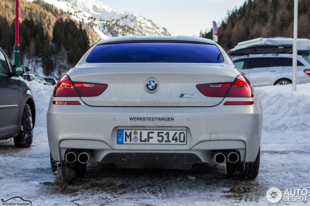 BMW M6 F06 Gran Coupé 6