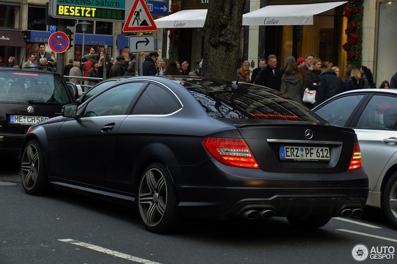 Mercedes Benz C Class C Berline