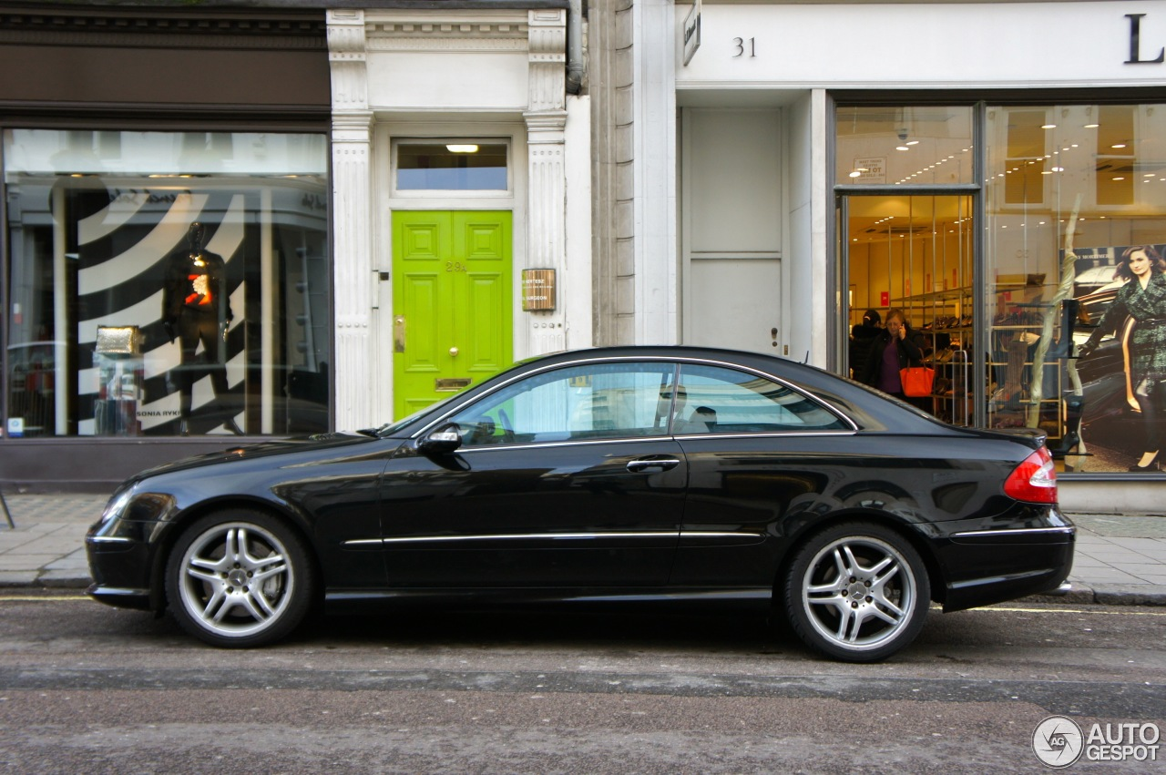 Mercedes Benz Clk 55 Amg 29 December 2012 Autogespot