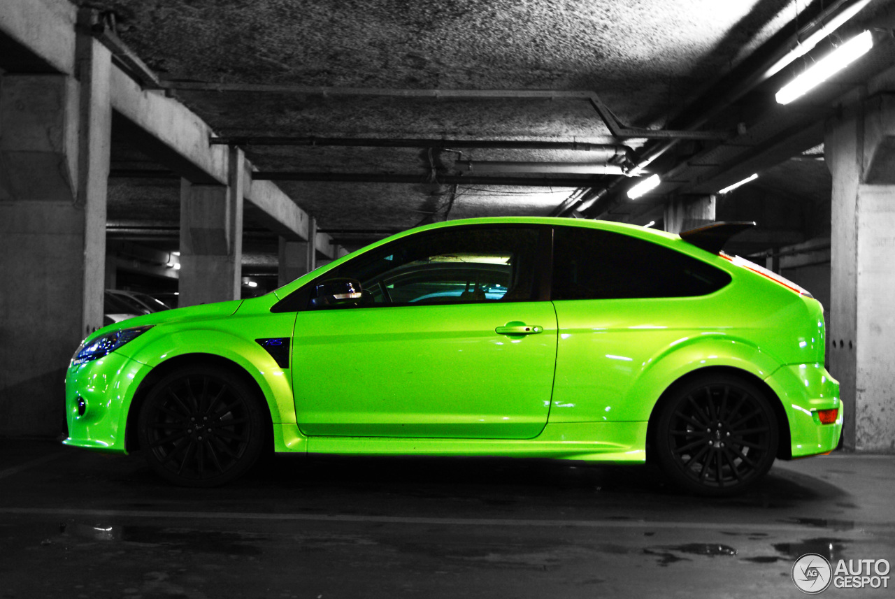 ford focus rs 2009 30 december 2012 autogespot. Black Bedroom Furniture Sets. Home Design Ideas