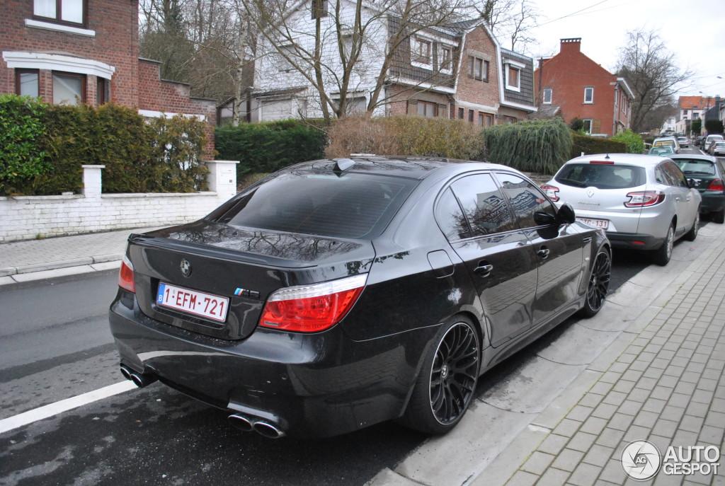 BMW M5 E60 2005 - 31 December 2012 - Autogespot