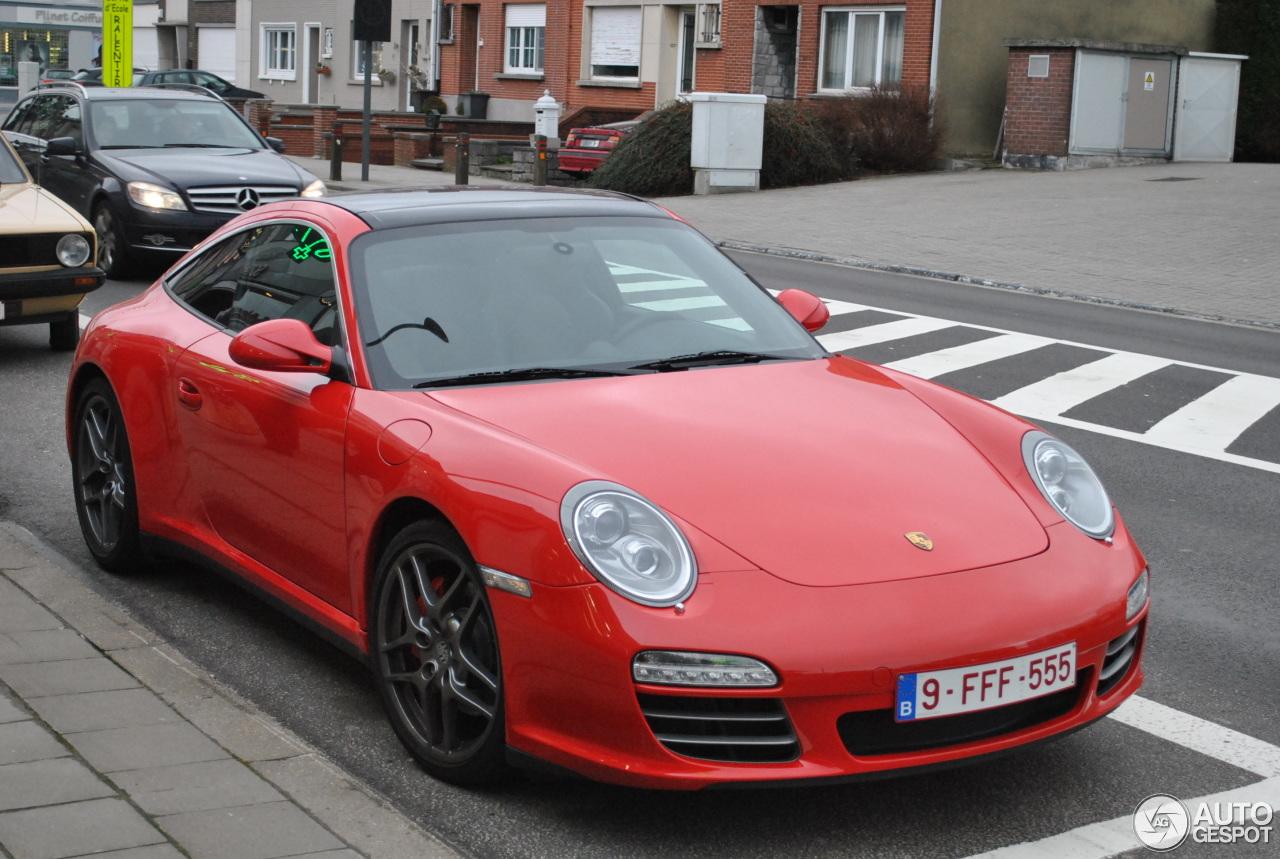 Porsche 997 Targa 4s Mkii 31 December 2012 Autogespot