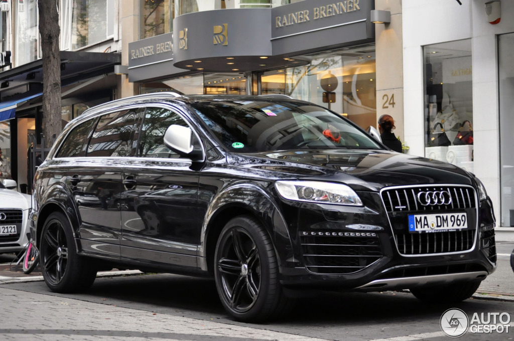 Audi Q7 V12 TDI - 11 January 2012 - Autogespot