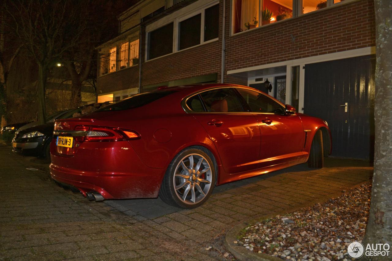 Jaguar XFR 2011 - 11 januari 2012 - Autogespot