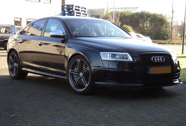 Audi MTM RS6 Plus Sedan C6