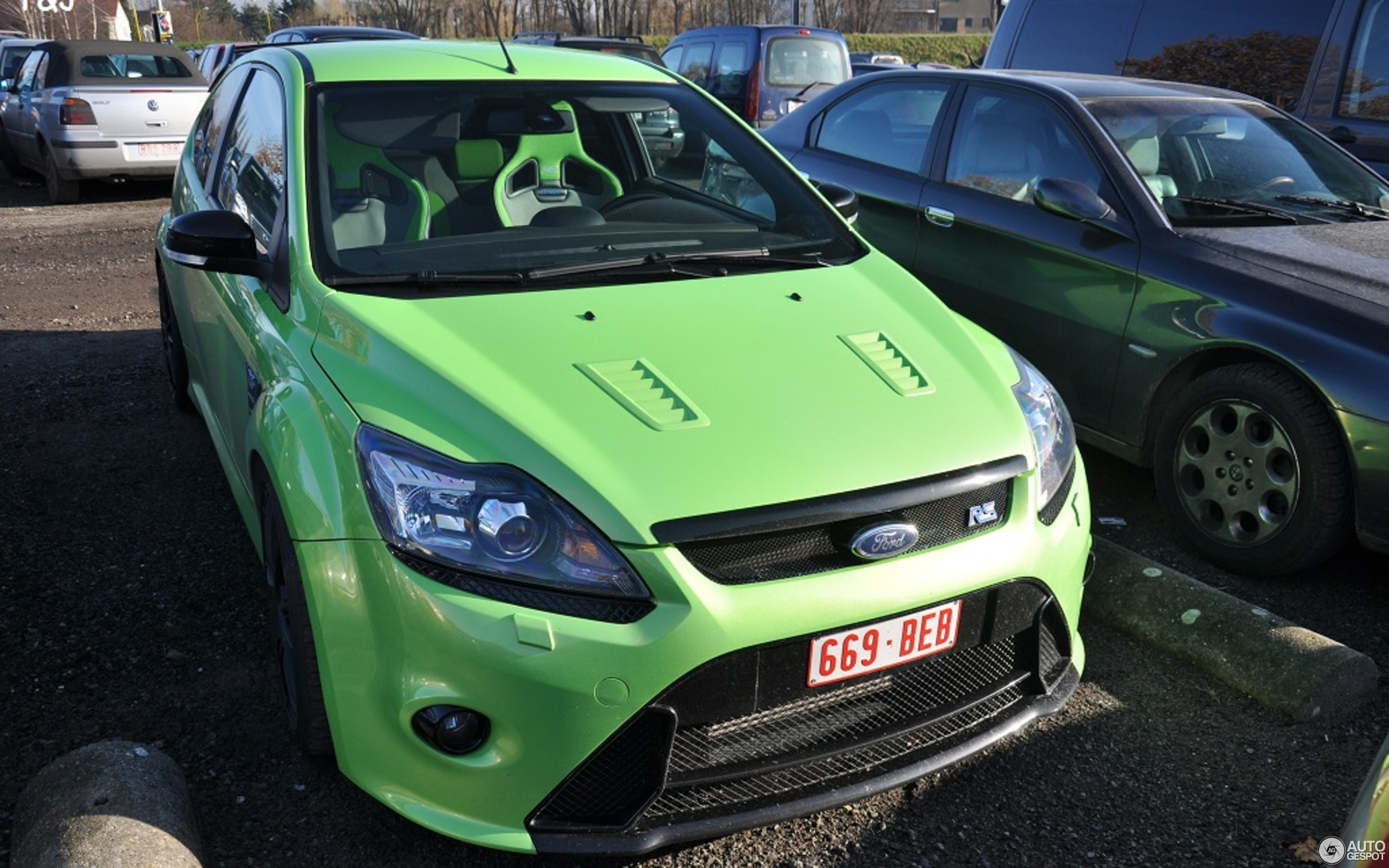 Ford Focus Rs 2009 16 January 2012 Autogespot
