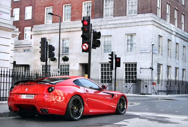 Ferrari 599 GTB Fiorano Novitec Rosso
