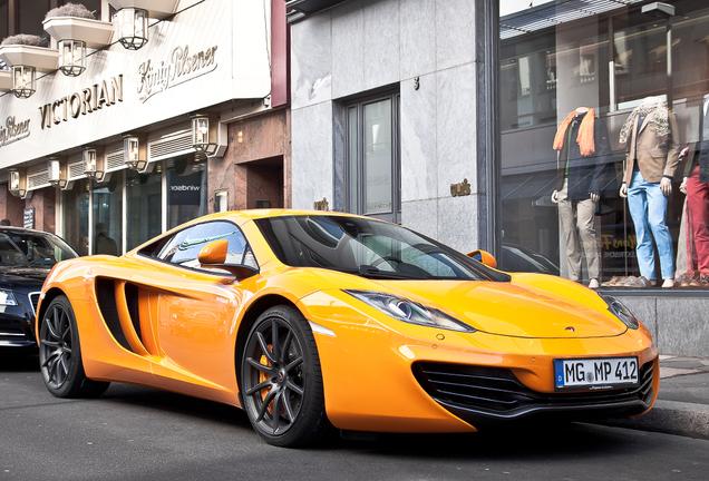 McLaren 12C