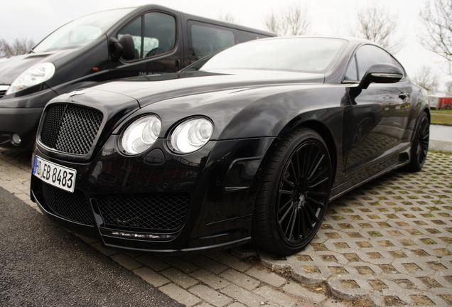 Bentley Mansory Continental GT Speed