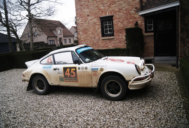 Porsche 911 Carrera RS Rally