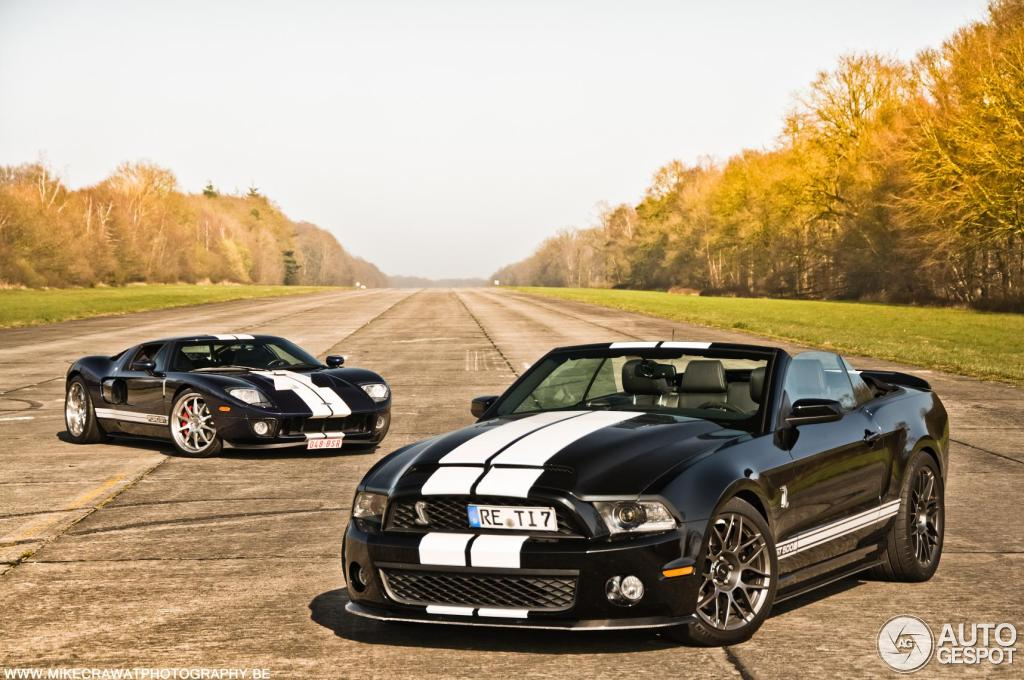 ford mustang shelby gt500 convertible 2014 26 march 2012 autogespot. Black Bedroom Furniture Sets. Home Design Ideas