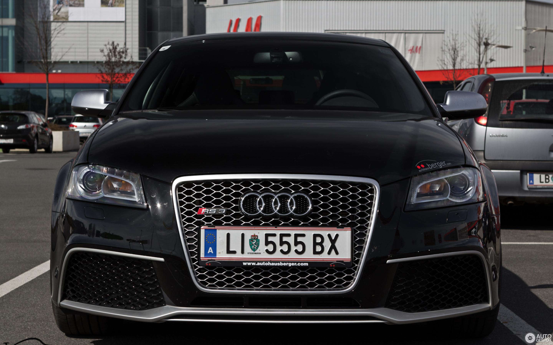 Kelebihan Audi Rs3 2012 Top Model Tahun Ini
