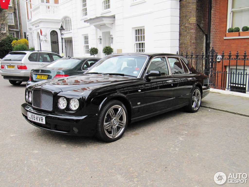 Bentley arnage t final series 1 april 2012 autogespot for O garage arnage