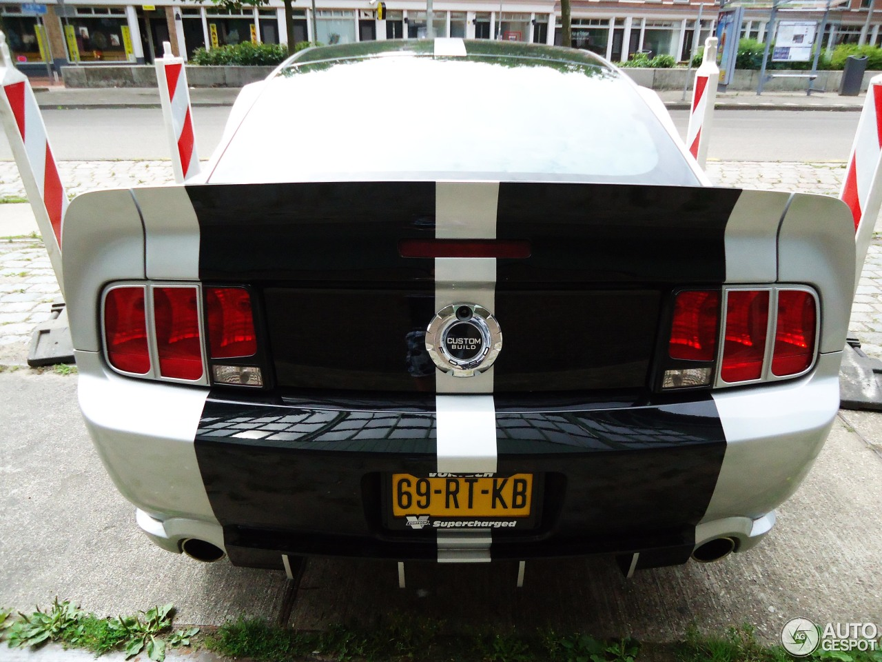 Ford Mustang GT Vortech Supercharged - 3 April 2012 - Autogespot