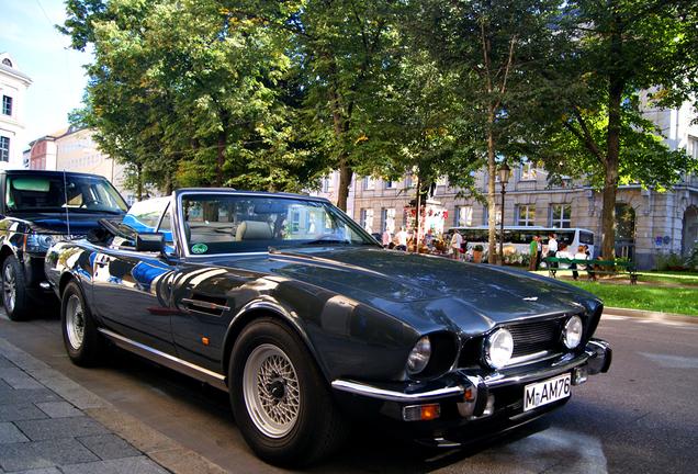 Aston Martin V8 Volante Series 2 / EFI