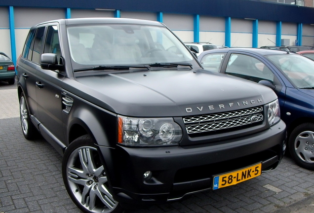 Land Rover Overfinch Range Rover Sport Supercharged