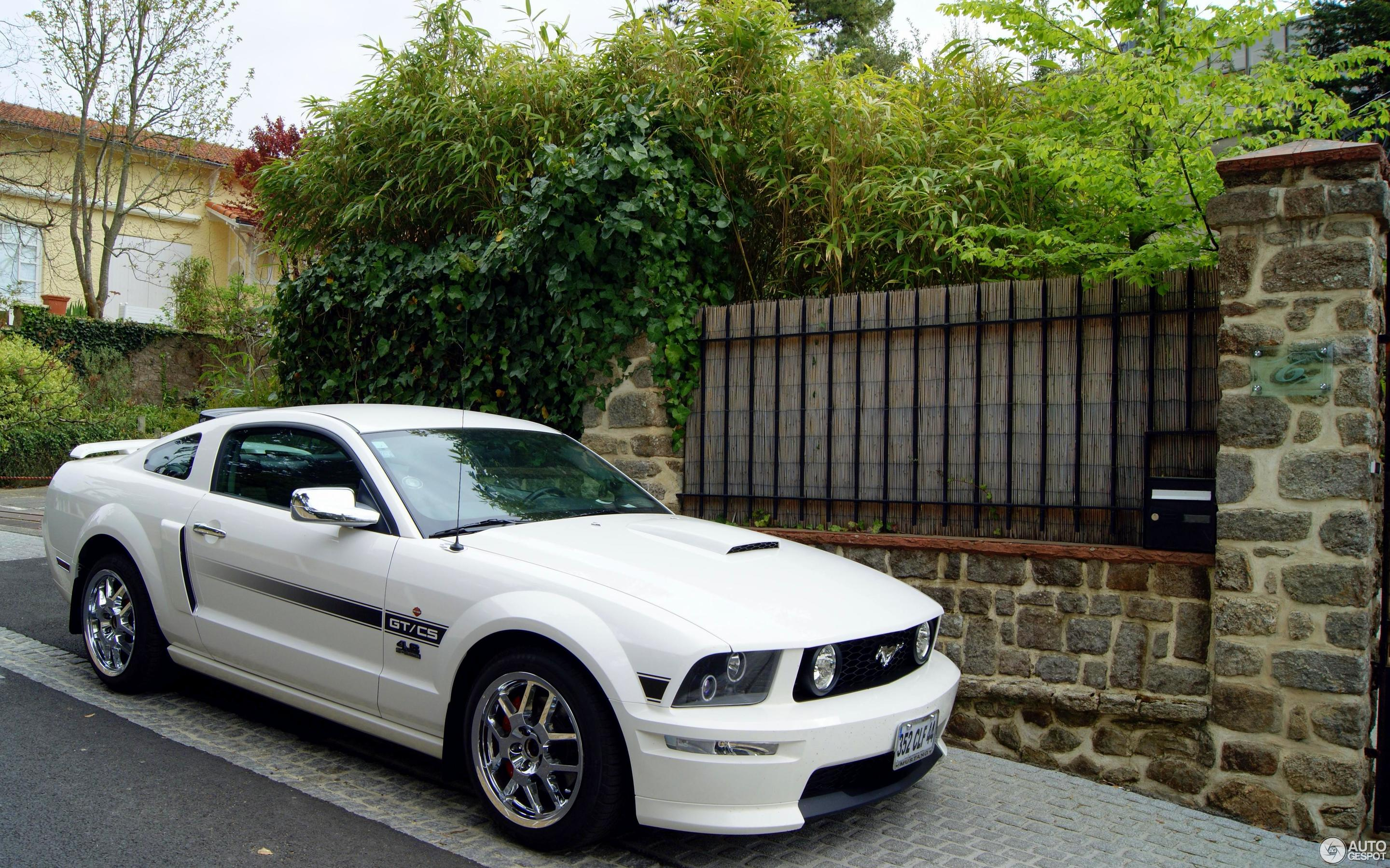 Ford Mustang GT 4 6 High Performance 9 April 2012 Autogespot