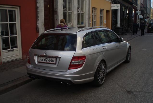 Mercedes-Benz C 63 AMG Estate