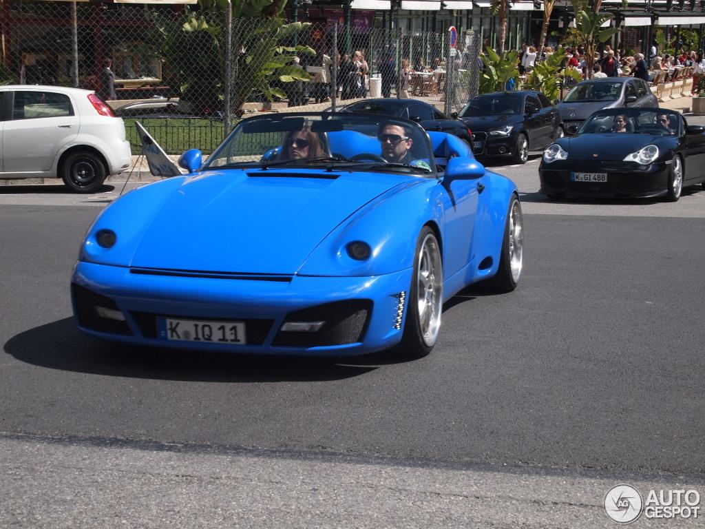 Porsche Strosek 964 Speedster 13 April 2012 Autogespot