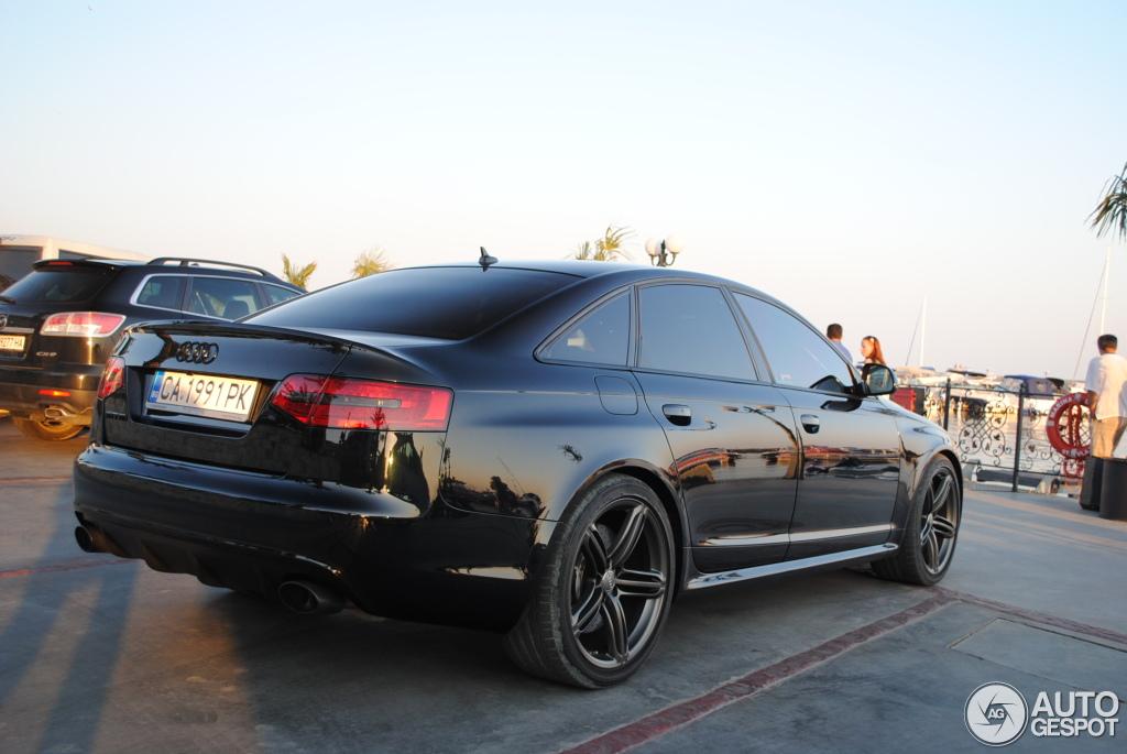 Audi MTM RS6 Sedan C6 - 14 April 2012 - Autogespot
