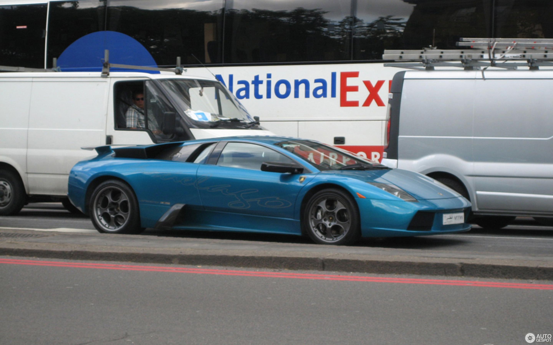Lamborghini Murcielago 40th Anniversary Edition 17 April 2012