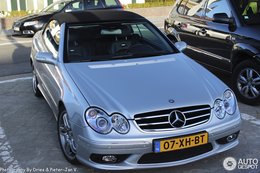 Mercedes benz clk 55 amg cabriolet 23 april 2012 for Mercedes benz clk 2012