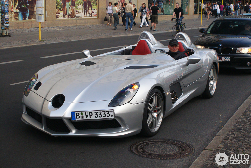 mercedes benz slr mclaren stirling moss 25 april 2012 autogespot. Black Bedroom Furniture Sets. Home Design Ideas