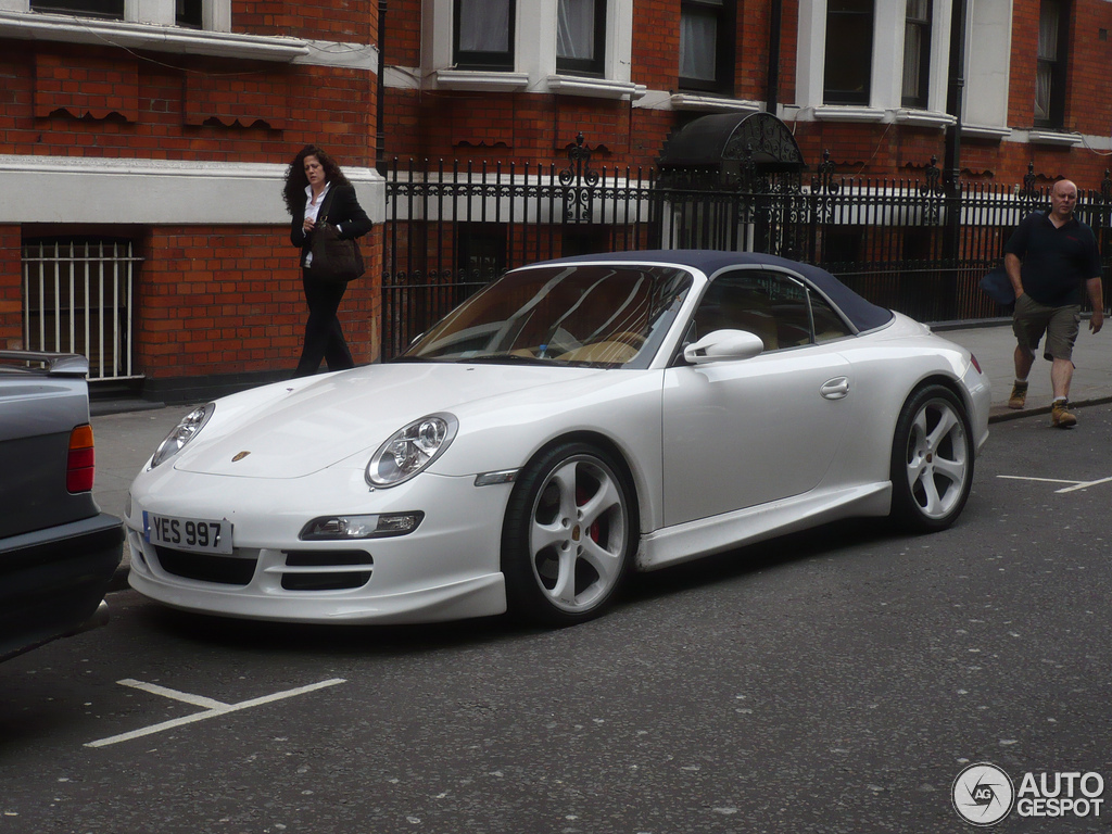 porsche 997 carrera s cabriolet mki techart 29 april 2012 autogespot. Black Bedroom Furniture Sets. Home Design Ideas