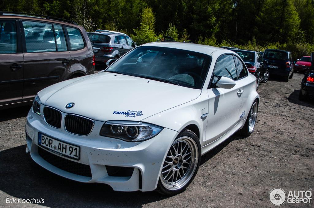 BMW 1 Series M Coupé 1