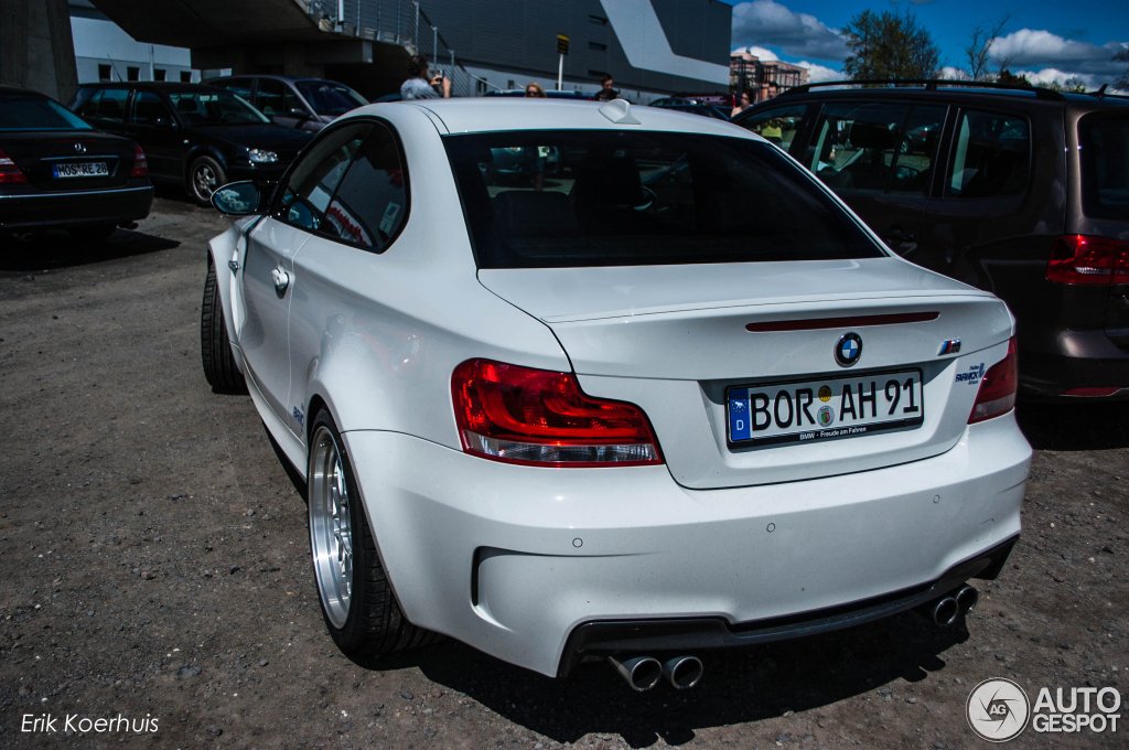 BMW 1 Series M Coupé 3