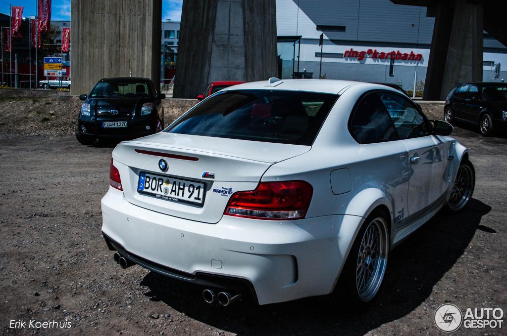 BMW 1 Series M Coupé 4