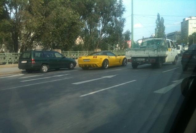Chevrolet Corvette C6 Geiger