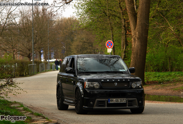 Land Rover Range Rover Sport Revere HSR