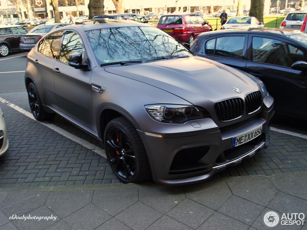 Bmw X6 M 10 Mai 2012 Autogespot