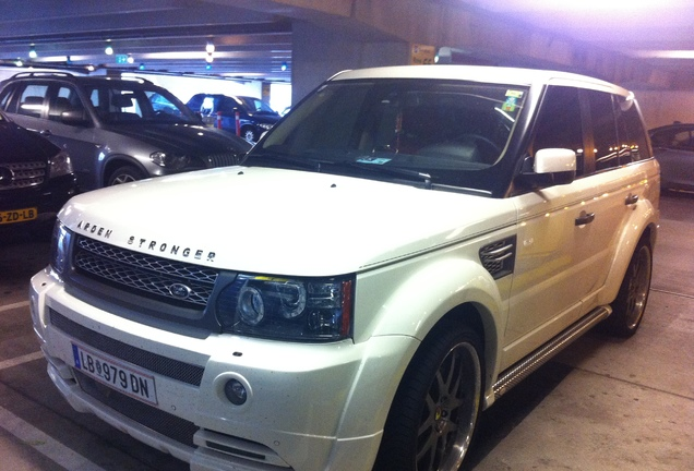 Land Rover Arden Range Rover Sport Supercharged