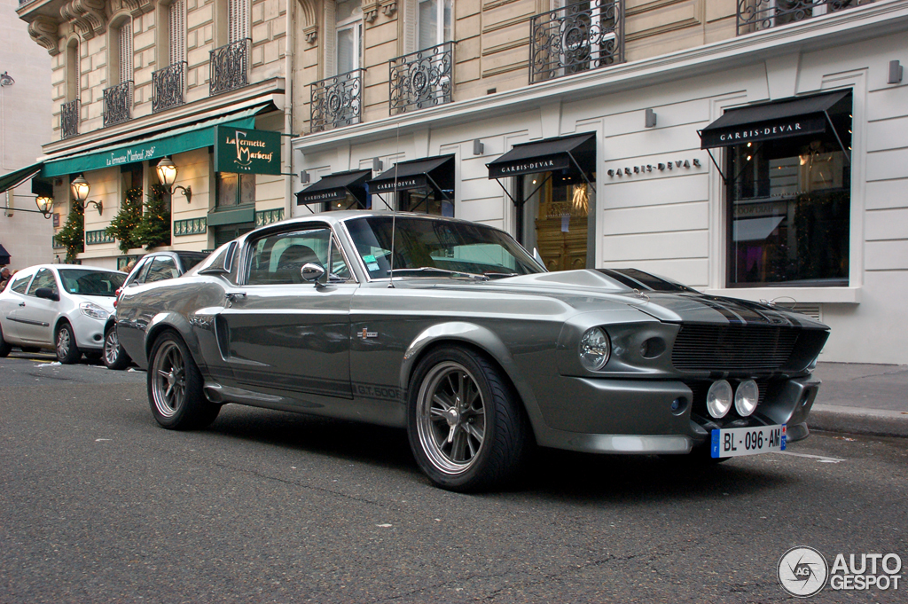 ford mustang shelby g t 500e eleanor 24 mei 2012 autogespot. Black Bedroom Furniture Sets. Home Design Ideas