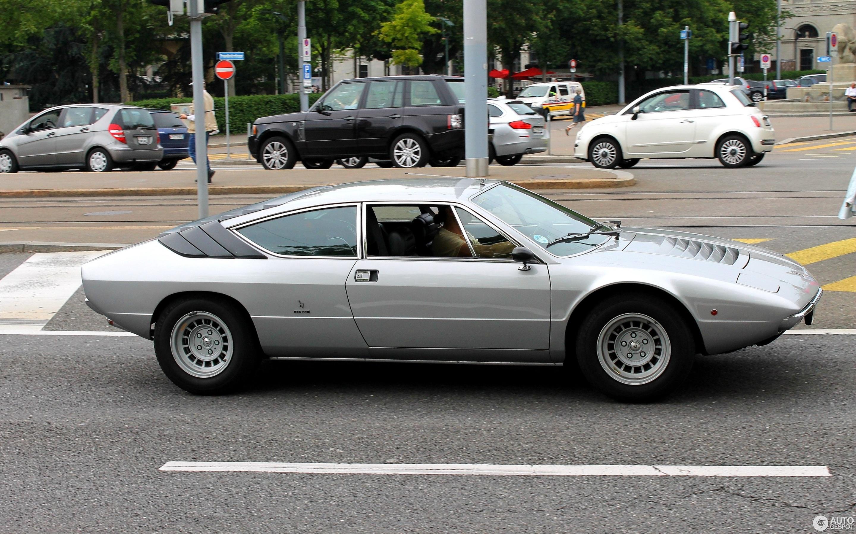 Lamborghini Urraco P300 24 May 2012 Autogespot