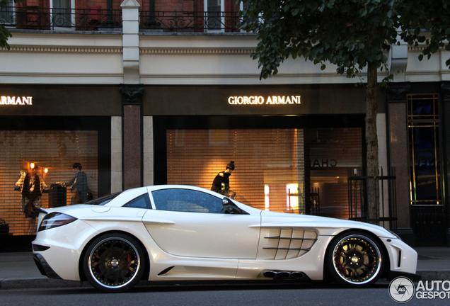 Mercedes-Benz FAB Design SLR McLaren Desire