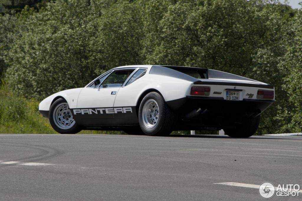 de tomaso pantera gts 29 may 2012 autogespot. Black Bedroom Furniture Sets. Home Design Ideas